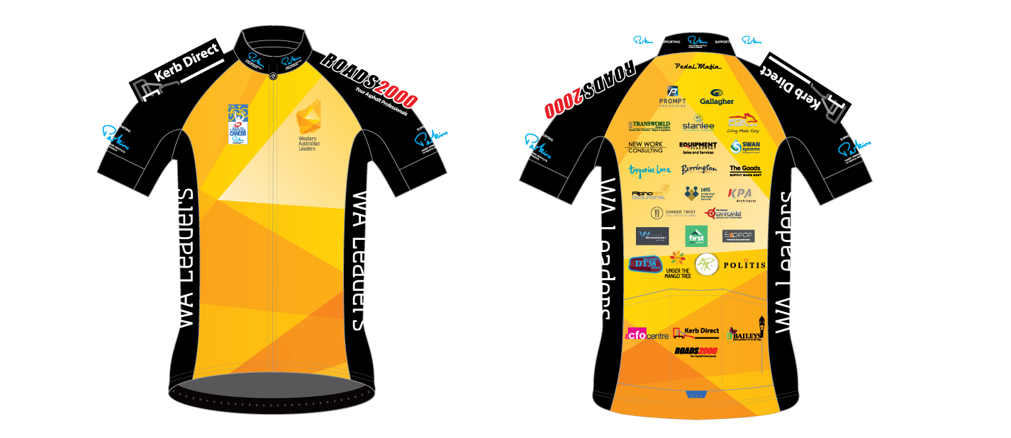 2018 Ride to Conquer Cancer Jersey Unveiled